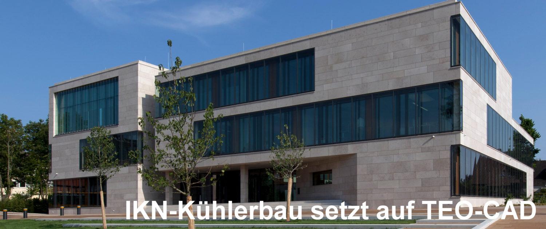 IKN setzt auf Christmann - Christmann informationstechnik + medien