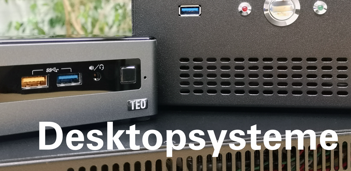 Desktopsysteme